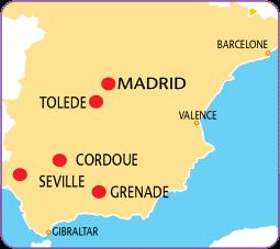 Sous le soleil de l'Andalousie - VELS Voyages