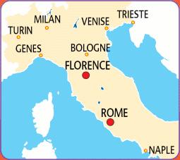 « Bella vista » de Florence à Rome - VELS Voyages
